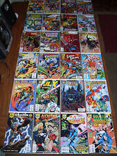 Amalgam NM Complete Set of 24, DC/Marvel, Batman Spider-Man, X-Men Wolverine