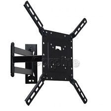 "Full Motion TV Wall Mount for Samsung LG Vizio 32 39 40 42 47 50 55"" LCD LED MZ2"