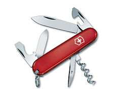 NEW VICTORINOX SWISS ARMY KNIFE TOURIST RED BOXED 53131