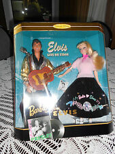 COLLECTOR EDITION (BARBIE LOVES ELVIS) Gift Set 1996
