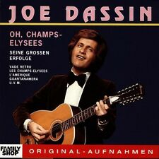 "JOE DASSIN ""OH,CHAMPS-ELYSEES"" CD NEUWARE"