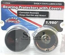"BOATER SPORTS Bearing Protectors 1.98"" BOAT ATV RV TRAILER AUTOMATIC GREASER"