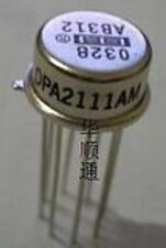 TI/BB OPA2111BM CAN-8 Dual Low-Noise Difet(R) Operational