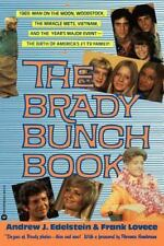 Brady Bunch Book by Andy Edelstein and Frank Lovece (1990, Paperback)