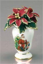 Reutter Porzellan Weihnachtsstern Poinsettia Puppenstube Dollhouse 1:12