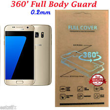 360 Full Body Front Back Anti Shock Screen Protector Guard For Samsung Galaxy S7