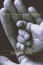 Theories of Developmental Psychology by Patricia H. Miller (2001, Paperback)