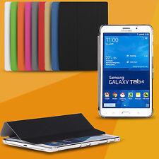 Tablet Tasche für Samsung Galaxy Tab 4 7.0 Schutz Hülle Smart Cover Flip Case