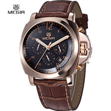 Mens Marina Designer Big Watch Fusion Bang Luminor godsjunkyard Rose Gold
