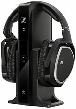 Sennheiser Vibrant Sound Wireless Headphones High Digital Quality Rechargeable