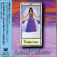 Astrud Gilberto - Temperance CD Label:Canyon International PCCY-01176