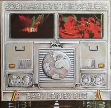 Bob Marley & The Wailers - Babylon By Bus - Double (2) Vinyl LP 33T