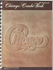 CHICAGO Combo Book Bb Complete SKETCH SCORE Songbook OLD STORE STOCK