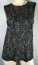 Vans Snake Muscle Damen Shirt/Top/T-Shirt Farbe Black Größe S