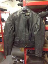 Ladies Triumph Leather Jacket Size XS
