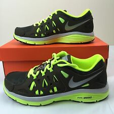 NIKE DUAL FUSION RUN 2 SHIELD GS TRAINERS NEW WOMENS GIRLS SHOE UK 4.5 RRP £85
