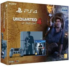 Sony PlayStation 4 PS4 1TB Uncharted 4: A Thief's End Special Edition, Imported