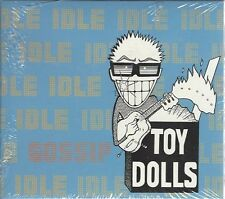 THE TOY DOLLS - IDLE GOSSIP - (still sealed digipak cd) - AHOY DPX 624