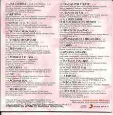 rare CD 70's 80's ESTELA NUÑEZ una lagrima ODIAME(TE LO RUEGO) VOLVERAS desden
