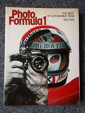 Photo Formula 1 The Best Of Automobile Year 1953-1978 GP Prix Clark Hill Lotus