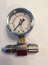 Dental Handpiece Pressure Test Gauge Pn#7267