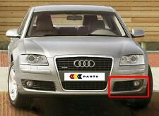 AUDI A8 4E 2004-2007 NEW GENUINE BUMPER N/S LEFT FOG LIGHT GRILL 4E0807681AC