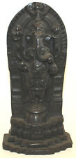 Large Standing Ganesh Statue, Resin Home Decor, Hand Craved from Nepal,CL-03,New