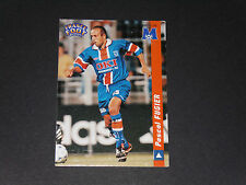 P. FUGIER MOSSON SC MONTPELLIER MHSC PAILLADE FOOTBALL CARD DS 1998-1999 PANINI