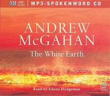 THE WHITE EARTH Andrew McGahan - 2 MP3s CD Audio Talking Book / Unabridged NEW