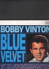 BOBBY VINTON - blue velvet LP
