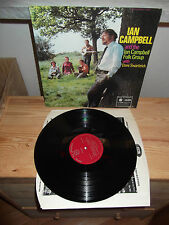 "IAN CAMPBELL ""Ian Campbell Folk Group"" LP MUSIC FOR PLEASURE 1969 UK"
