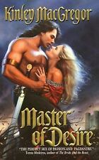 Master of Desire (Avon Historical Romance) by MacGregor, Kinley, Good Book