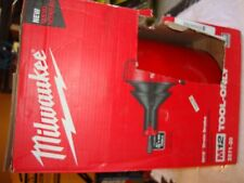 Milwaukee 2571-20 12-Volt 25-Foot Cable Hybrid Cordless Drain Snake - Bare Tool