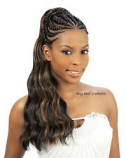 FreeTress Synthetic Hair Crochet Braids Attrak Braid 24""