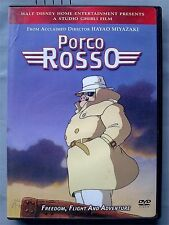 U.S. version Porco Rosso (2005) 2-Disc DVD Movie From Director Hayao Miyazaki