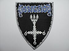 DISSECTION SHIELD      EMBROIDERED PATCH