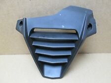 KTM RC 125 2016 1800 MILES FROM NEW ONLY Front lower joining fairing trim panel