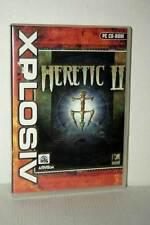 HERETIC 2 GIOCO USATO OTTIMO STATO PC CD ROM VERSIONE ITALIANA GD1 47392