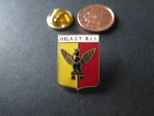 a1 GELA FC club spilla football calcio soccer pins broches badge italia italy