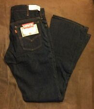 Vintage Levi's Bell Bottoms ~ New With Tags! ~ Levi Jeans ~ Men's 31 34 ~ LQQK