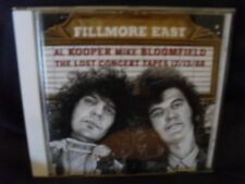Al Kooper - Mike Bloomfield ‎– Fillmore East: The Lost Concert Tapes 12/13/68