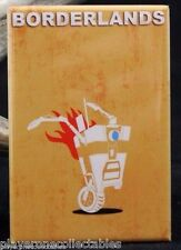 "Borderlands Claptrap 2"" X 3"" Fridge / Locker Magnet. XBOX"