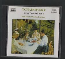 Tchaikovsky.  String Quartets v1. Budapest Haydn Quartet. Horvath  CD y3.42