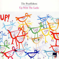 PEARLFISHERS Up With The Larks CD NEW Digipak Marina MA 69 glasgow uk rock