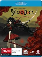 Blood-C: Series Collection Blu-ray Discs NEW