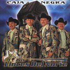 "Los Linces del Norte ""Caja Negra"" cd SEALED"