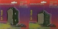 KTM Disc Brake Pads EXC400 2000-2002 Front & Rear (2 sets)
