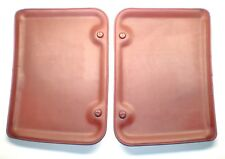 90-95 Nissan 300ZX T Top Sun Shades RED Two Seater OEM Z32