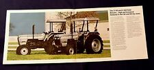 Vintage White Farm Equipment 2-50/2-60 Advertising Brochure, circa 1970's!