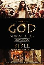 Story of God and All of Us Young Readers Edition: A Novel Based on the Epic TV..